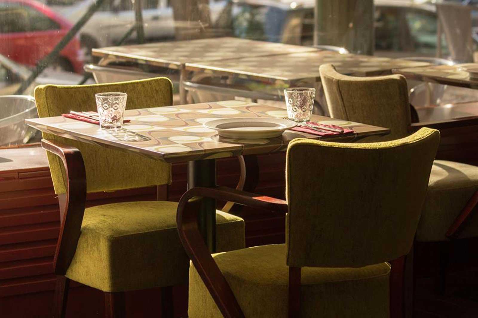 modernismo à mesa: 2Good!