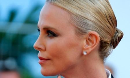 CharlizeTheron em Cannes 2016