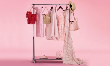 sugestões cor de rosa