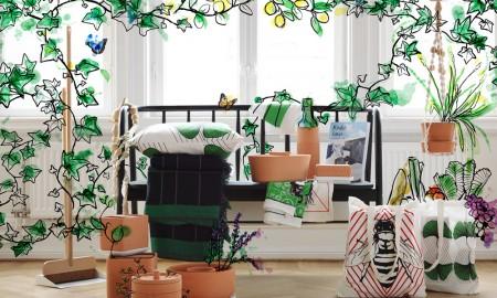 Ikea coleção sustentável