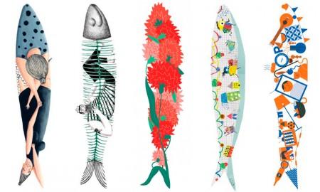 exposição palavra de sardinha