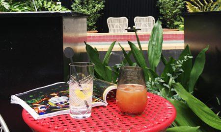 Tapas e cocktails fotogénicos