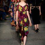 Maria Clara para Dolce & Gabbana alta costura
