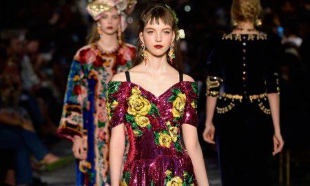 Maria Clara na Alta-Costura Dolce & Gabbana