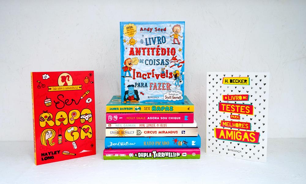 Livros para adolescentes