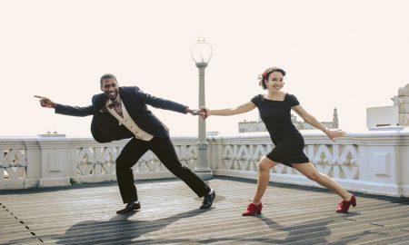 Vamos aprender a dançar lindy hop?