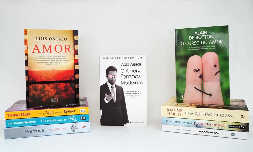 Livros para os românticos inveterados
