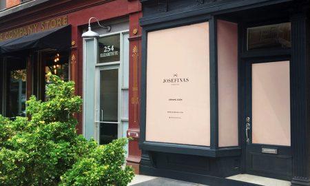 josefinas abrem loja em Nova Iorque