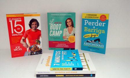 Livros para exercitar o corpo