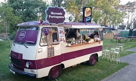 Street Food Festival em Tróia