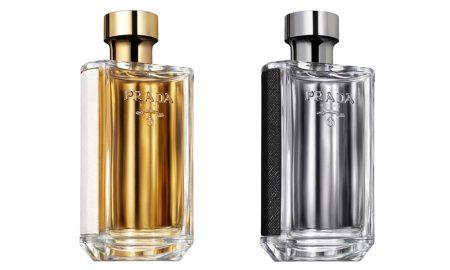 novas fragrâncias Prada