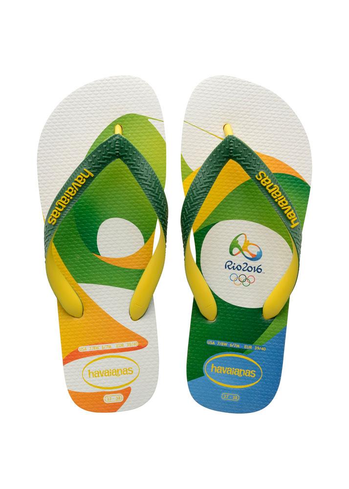 Havaianas x Jogos Olímpicos