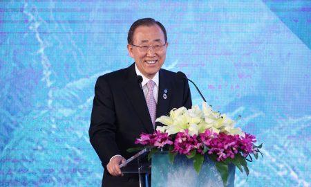 Ban Ki-moon quer mulher à frente da ONU