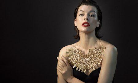 Milla Jovovich dá rosto à joalharia portuguesa