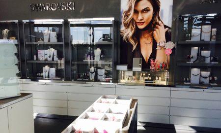 Swarovski abre outlet em Portugal