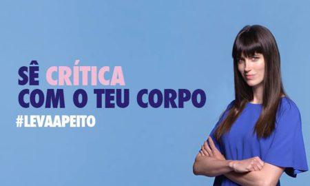 campanha cancro de mama Fitness #Levaapeito