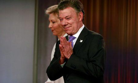 Presidente colombiano recebe Nobel da Paz