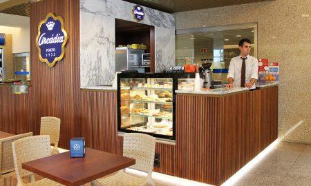 O primeiro Arcádia Café
