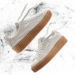 Rihanna é a autora do 'Sapato do Ano'