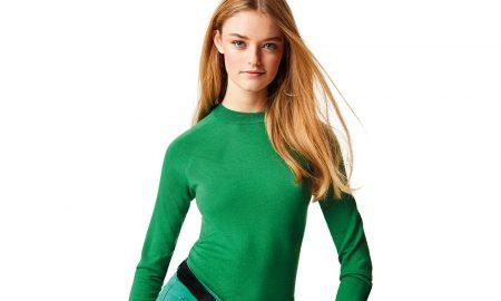 nova camisola TV31100 da Benetton