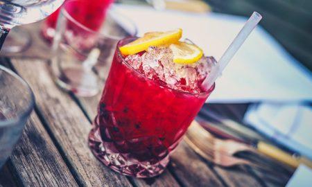 Cocktails de boas festas