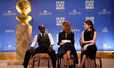 Os nomeados para os Globos de Ouro 2017 são…