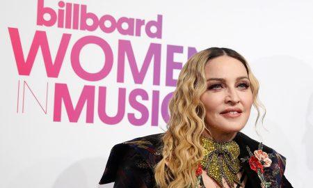 Billboard: Madonna eleita 'Mulher do Ano'
