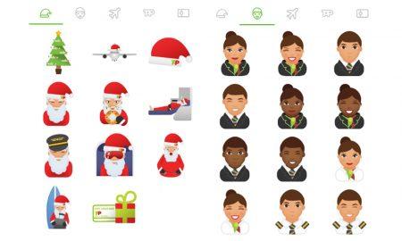 Tap rende-se aos emojis