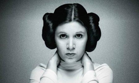 Adeus, Princesa Leia!