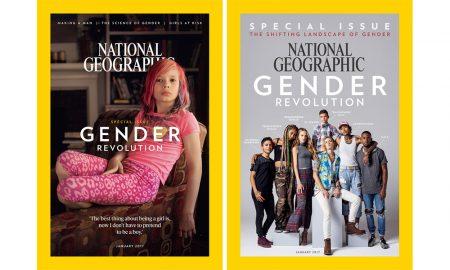 National Geographic discute identidade de género