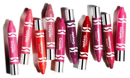 Clinique e Crayola juntam-se para lançar Chubby Stick Lip Balm