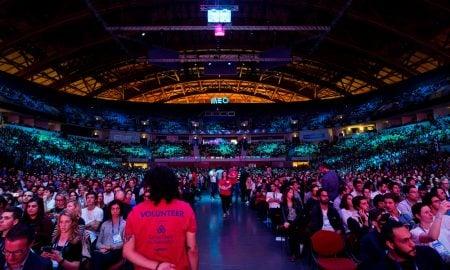 Web Summit. Candidaturas para voluntariado já abriram