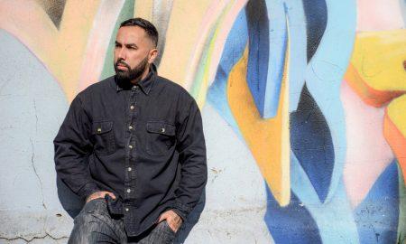 Sérgio Odeith protagoniza o 'fim' do mundo em graffiti