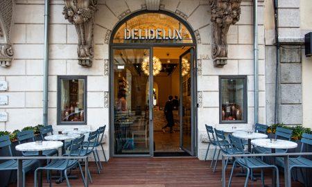 DeliDelux abre junto à avenida da liberdade