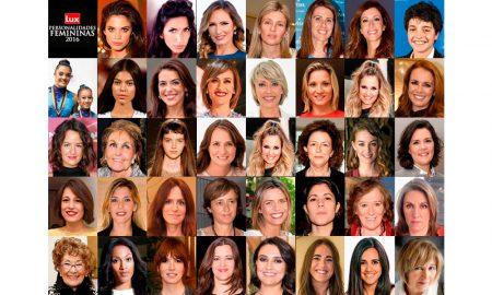 As personalidades femininas favoritas de 2016