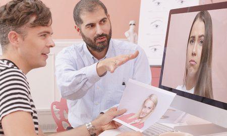 tradutor de sobrancelhas benefit