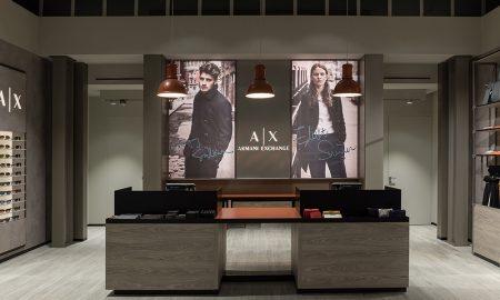 Armani Exchange abre duas lojas em Portugal
