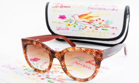 Quando os 'Lenços dos Namorados' se transformam em óculos