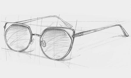 Longchamp estreia-se nos óculos