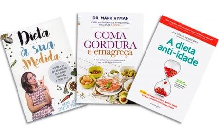 A dieta ideal para si pode estar nestas páginas