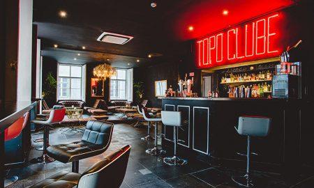 Topo Clube: o pop-up bar do Cais do Sodré