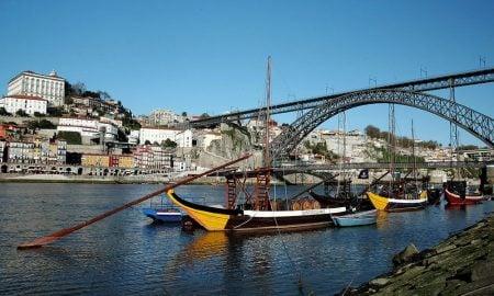 Porto eleito melhor Destino Europeu,