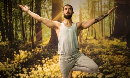 patrick beach - fazer yoga melhorar a vida