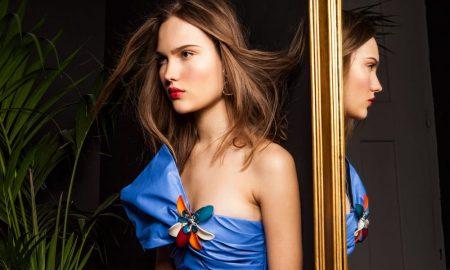 making of produção moda 'color appeal' - Luxwoman abril