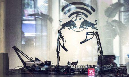 red bull pop-up studio + bar