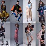 Aspirantes a produtores de moda mostram o que valem