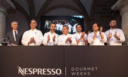 3ª edição nespresso gourmet weeks