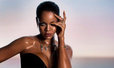 #RihannaLovesChopard