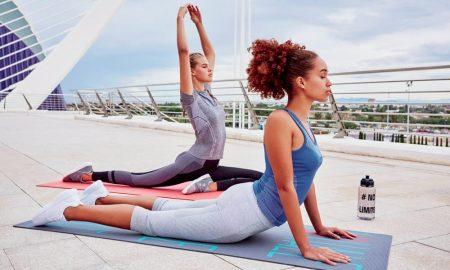 O que a leva a praticar exercício físico?