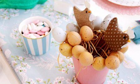 10 dicas para decorar uma mesa de Páscoa irresistível